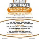 Półfinał Mistrzostw Polski Młodziczek U-14