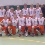 II Miejsce MUKS Piaseczno 2002 w Międzyszkolnym Turnieju Koszykówki Dziewcząt!
