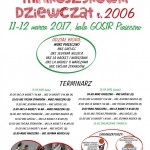 Wielkanocny Turniej Minikoszykówki Dziewcząt r. 2006.