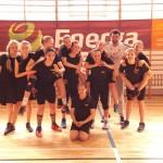 Drużyna koszykarska złożona z zawodniczek MUKS II 2004, MUKS 2003 i MUKS 2004 odniosła sukces na szczeblu województwa.