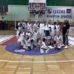 Zawodniczki MUKS Piaseczno rocznik 2003 (U14K) w półfinałach Mistrzostw Polski