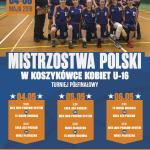 Półfinały Mistrzostw Polski U16K