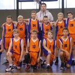 III miejsce chłopców U12 w I Memoriale Krzysztofa Żolika w Pruszkowie.